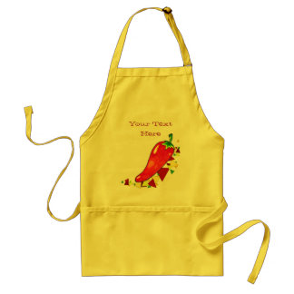 Hot Pepper Apron