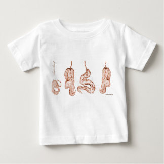 Hot Pepper Kid Baby T-Shirt