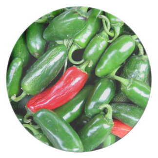 hot pepper plates