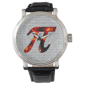 Hot Pi Wristwatch