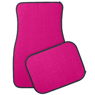 """Hot Pink"" Car Liners"
