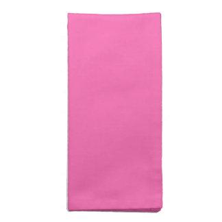 Hot Pink Cloth Napkins