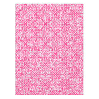 Hot pink Dream root Tablecloth