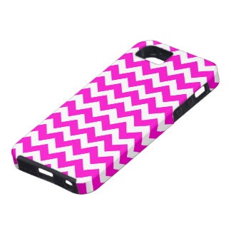 Hot Pink Fluorescent Pink iPhone 5 Cases