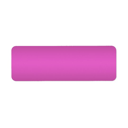 Hot Pink Gradient - Customized Rainbows Template