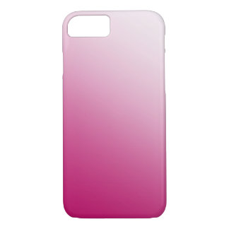 Hot Pink Gradient iPhone 8/7 Case