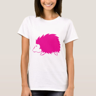 Hot Pink Hedgehog T-Shirt