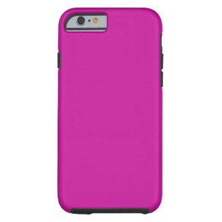 Hot Pink iPhone 6 Tough Tough iPhone 6 Case