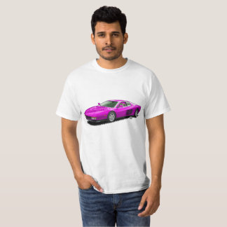 Hot Pink Italian Supercar t-Shirt