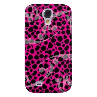 Hot Pink Leopard pern