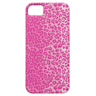 Hot Pink Leopard Phone Case iPhone 5 Covers