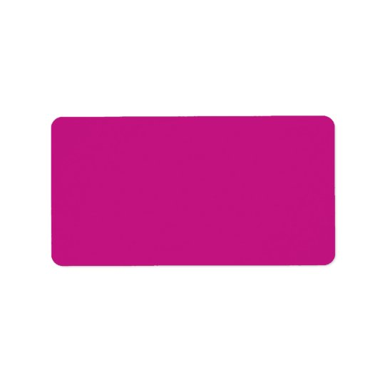 Hot Pink Magenta Fuchsia Solid Colour Background