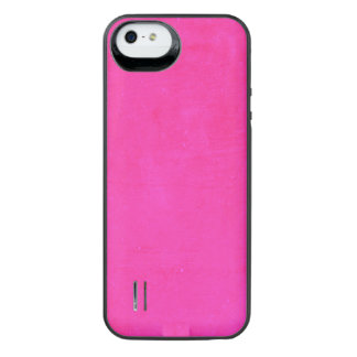 Hot Pink Magic iPhone SE/5/5s Battery Case