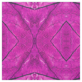 HOT Pink Mullein Fabric