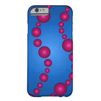 Hot Pink Pop Art Bright Fashion Trendy Girly Stuff Barely There iPhone 6 Case