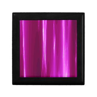 Hot Pink simple Design Keepsake Boxes
