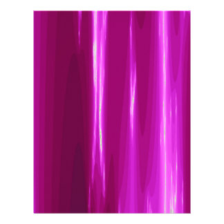 Hot Pink simple Design Letterhead