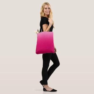 Hot Pink Sky Tote Bag
