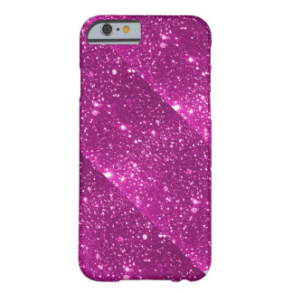Hot Pink Sparkle iPhone 6 Case