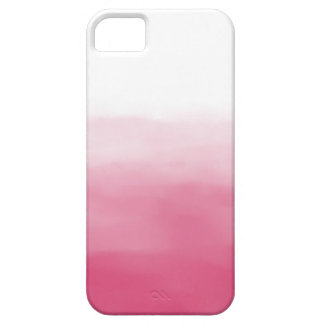 Hot Pink Watercolor Ombre iPhone 6 Cover Case For The iPhone 5
