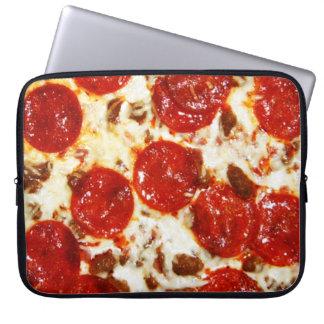 Hot Pizza Meme Laptop Sleeve