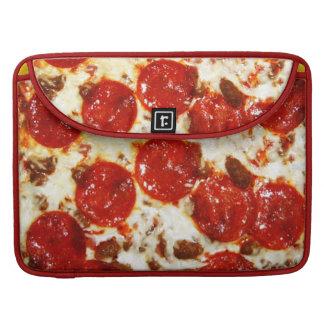 Hot Pizza Meme Sleeve For MacBooks