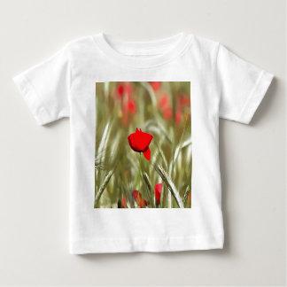 Hot Poppy Baby T-Shirt