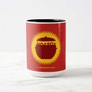 Hot Pot (Red Mug) Coffee Mug