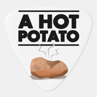 Hot Potato Guitar Pick