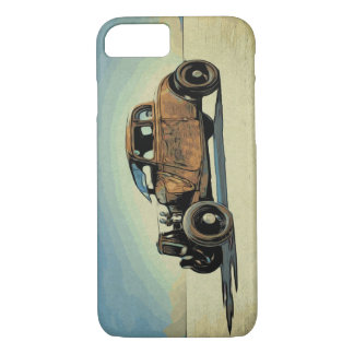 Hot Road Car iPhone 8/7 Case