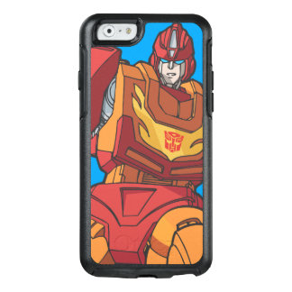 Hot Rod 2 OtterBox iPhone 6/6s Case