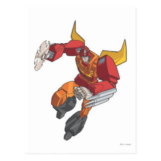Hot Rod 3 Postcard