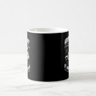 Hot Rod - Antique Customs (white) Basic White Mug