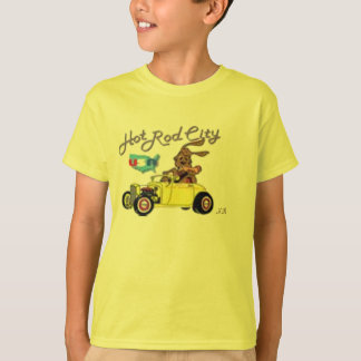 hot rod city, KB T-Shirt