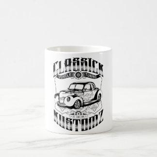 Hot Rod - Classick Kustomz (black) Classic White Coffee Mug
