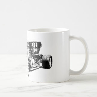 Hot Rod Coffee Cup