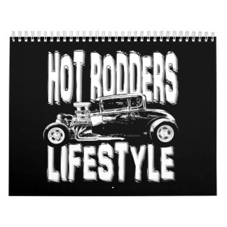Hot Rod Coupes Calendars