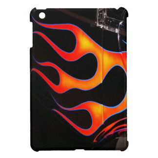 Hot Rod Flames iPad Mini Cases