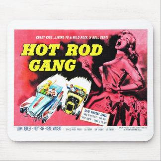 Hot Rod Gang (1958) Mousepad