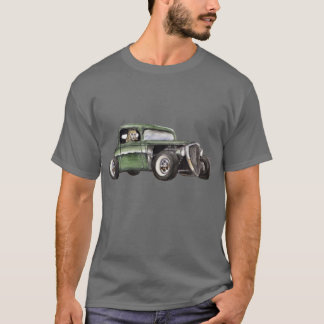 Hot Rod Girl Tee Shirt