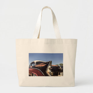 Hot rod large tote bag