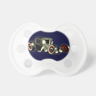 HOT ROD. PACIFIER