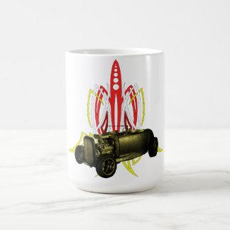 Hot Rod Pinstripe Coffee Mug