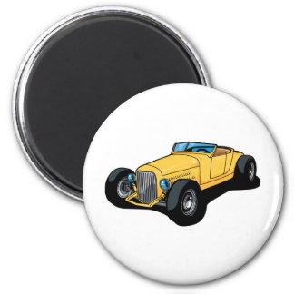 Hot Rod Roadster Magnet