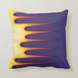 Hot Rod Scallops Pillow