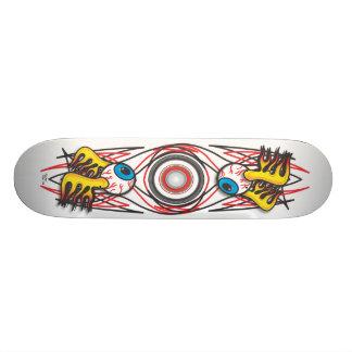 Hot Rod Skateboard