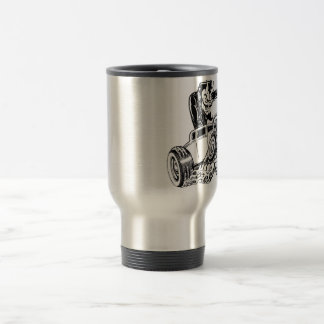 Hot Rod Travel Mug
