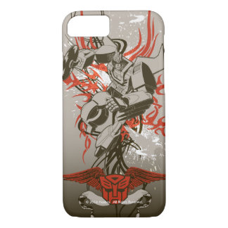 Hot Rod - Tribal Burst iPhone 7 Case