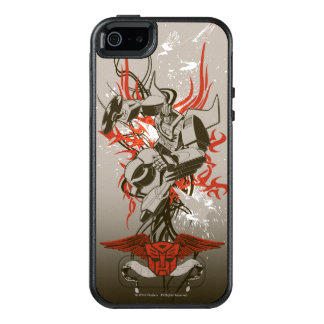 Hot Rod - Tribal Burst OtterBox iPhone 5/5s/SE Case