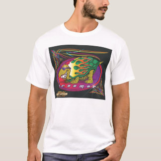Hot Rod Turtle T-Shirt